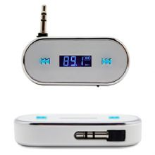 FM Radio Music Transmitter for iPod Touch 5 5th iPhone 5 5G 4 4S HTC NOKIA LG SAMSUNG